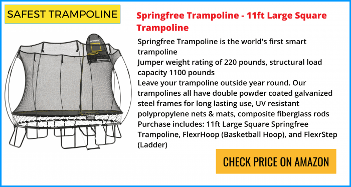 Springfree Trampoline Reviews