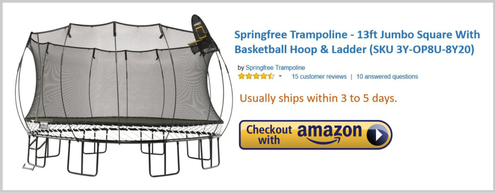 Spring VS Springfree Trampoline: What's The Difference?