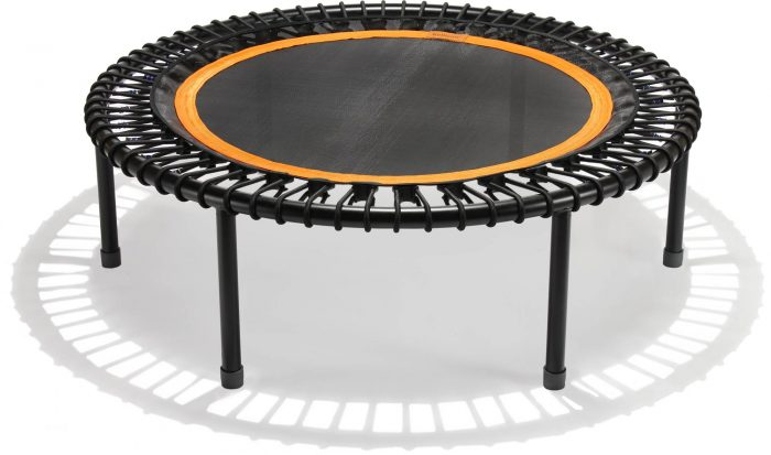 best mini trampoline reviews 2018 exercise rebounder dvds. Black Bedroom Furniture Sets. Home Design Ideas