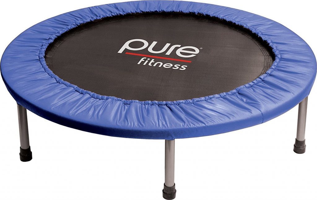 Pure Fun 38-Inch Mini Trampoline Review