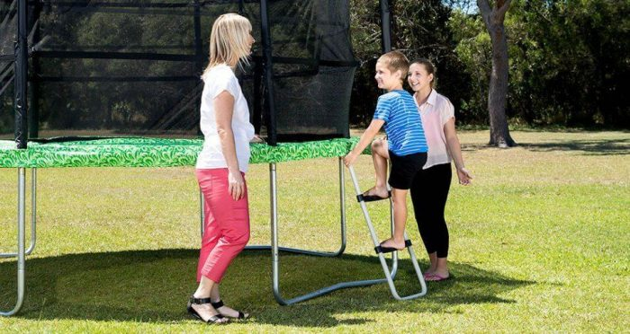 Best Trampoline Ladder 2018