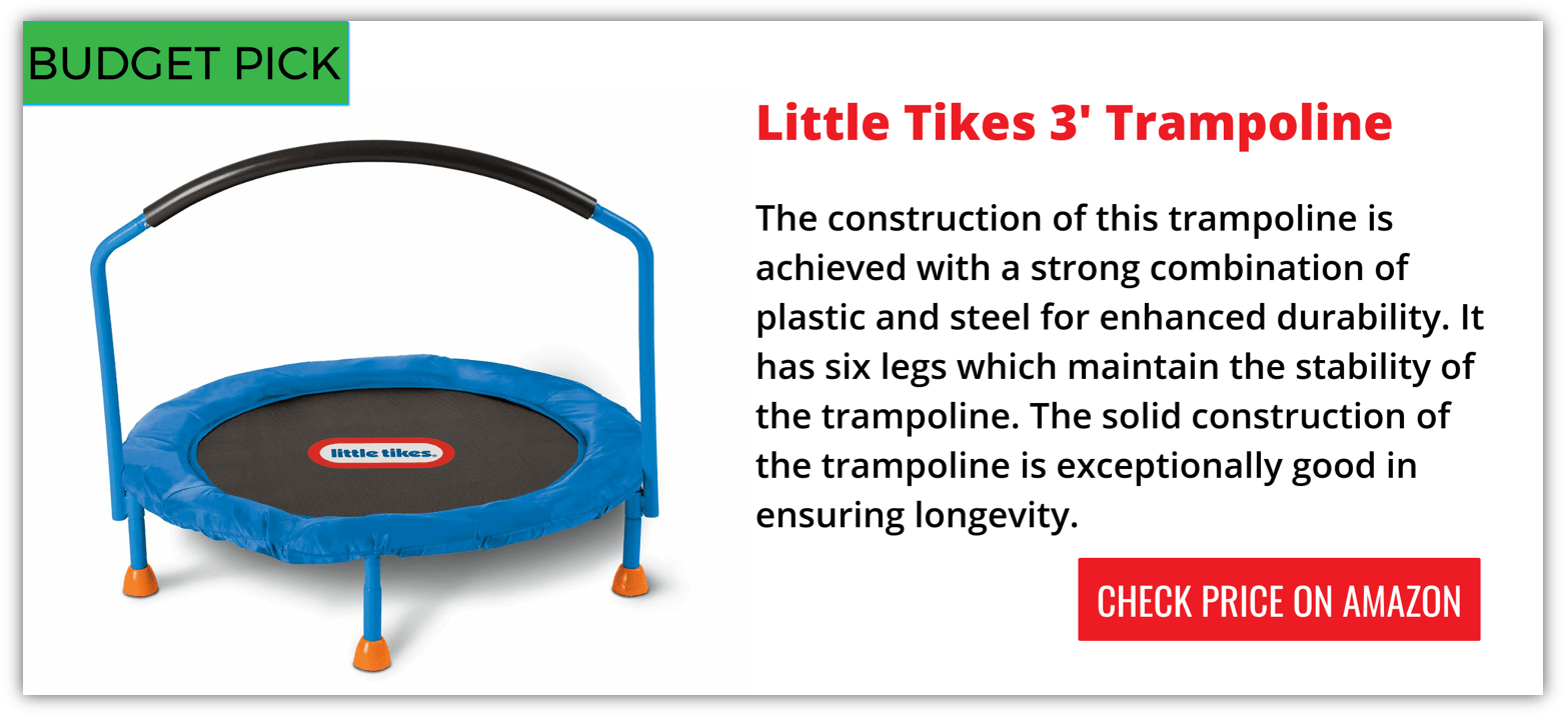 Best Trampoline For Kids 2018