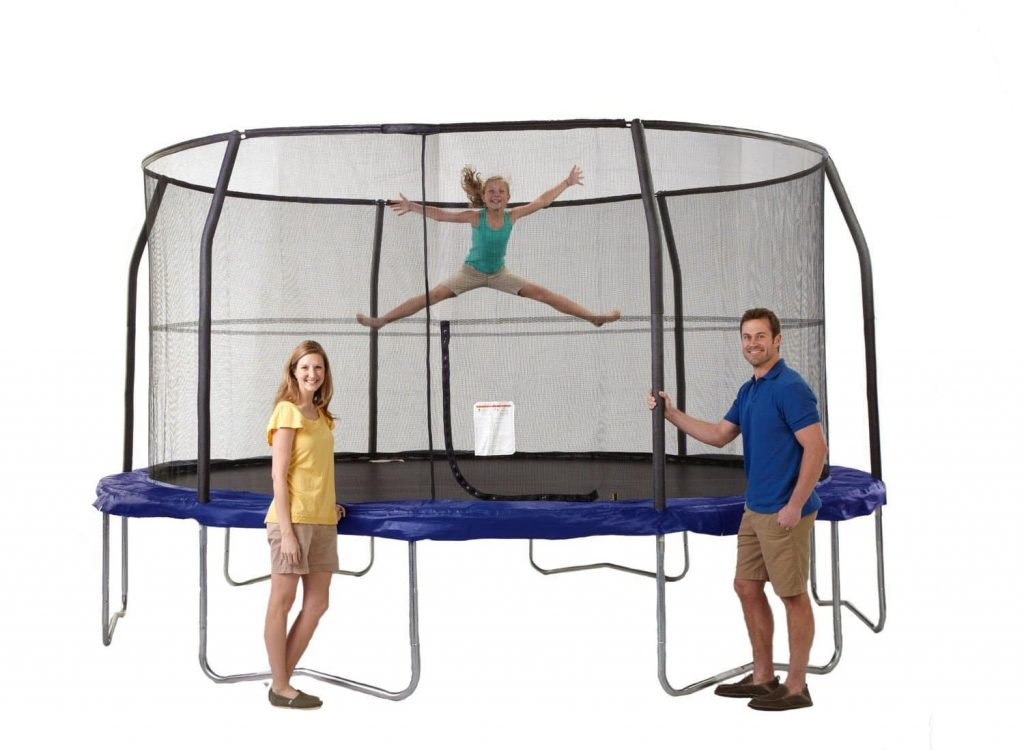 Best Trampoline Reviews 2019 - Safest & Top Rated Trampolines