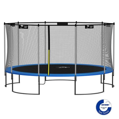 Kangaroo Hoppers Trampoline Reviews