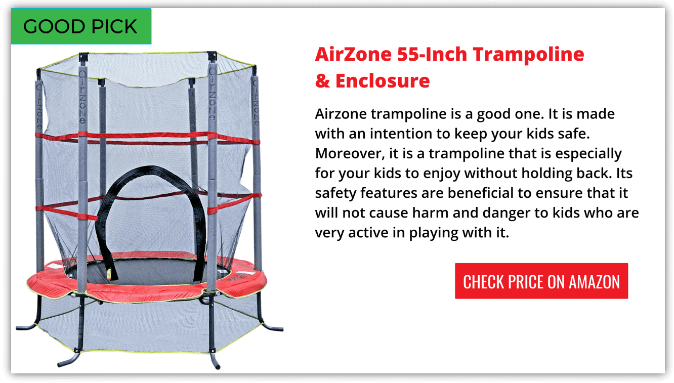 Airzone Trampoline Reviews