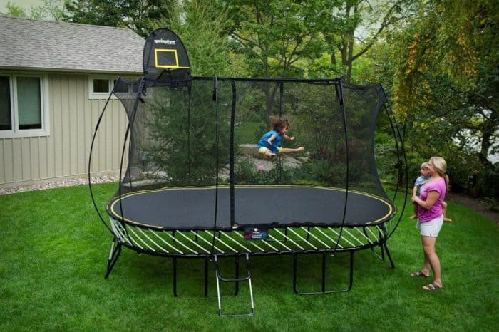 Best Trampoline UK