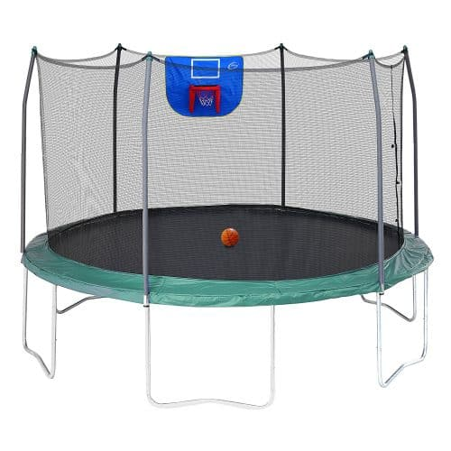 Skywalker 12ft Trampoline With Enclosure Review