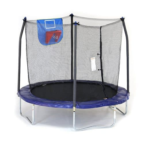 skywalker 8 ft tr&oline reviews  sc 1 st  Tr&oline Guide & Best Trampoline Tent 2018: The Best 3 Trampoline Tents
