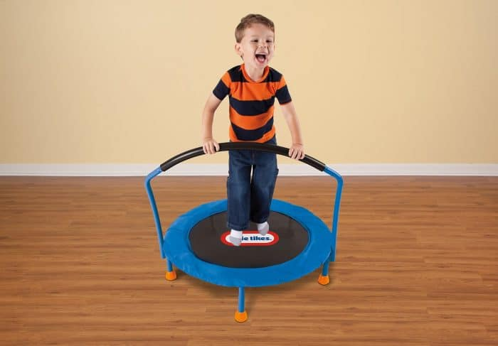 Mini Trampoline For Babies