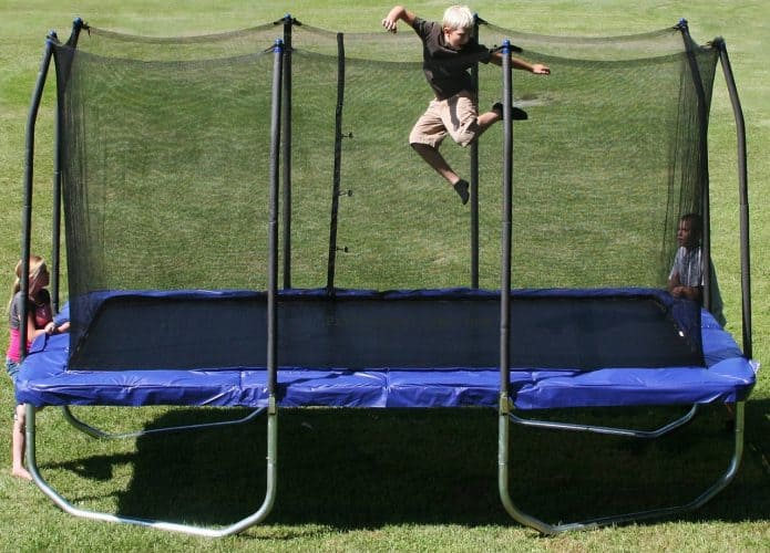 Skywalker Rectangle Trampoline Review