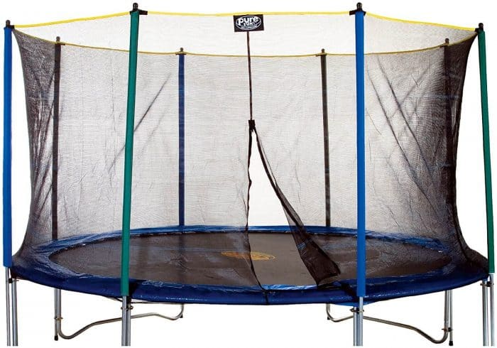 pure fun trampoline 12 foot