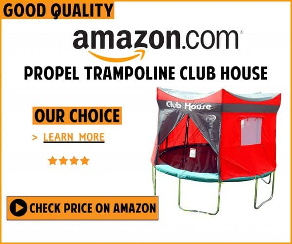 Best Trampoline Clubhouse